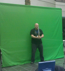 Green Screen & Stands
